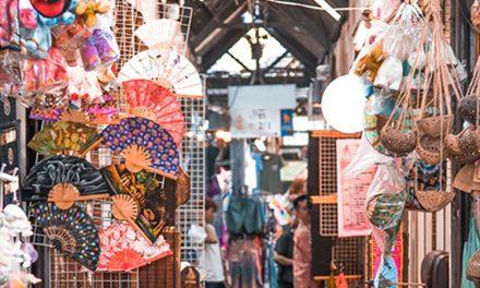 De Chatuchak Weekend Market in Bangkok; een van de grootste markten ter wereld!
