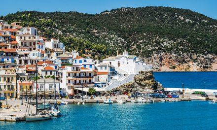 De must-do's tijdens een zonvakantie Skopelos, Griekenland